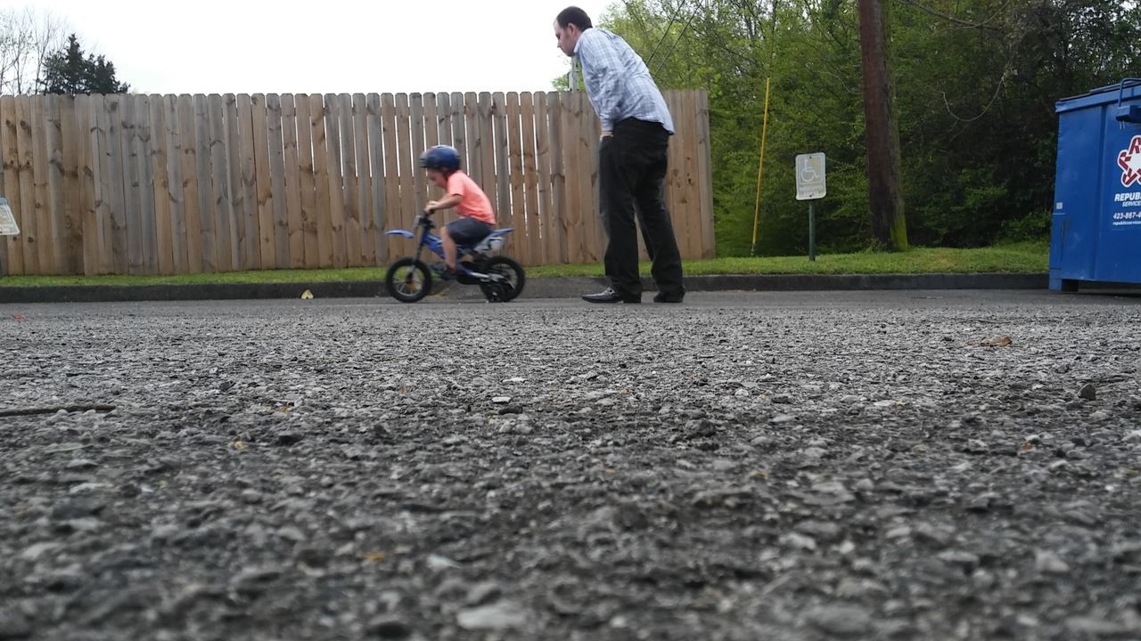 Things I Like Photography In Motion Urban Spring Fever Father & Son Bike Man Boy The Photojournalist - 2016 EyeEm Awards