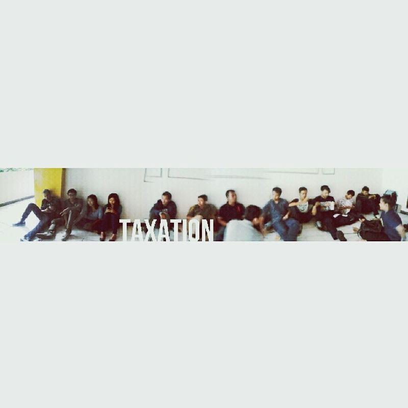 Taxation University Class Semarang tongkrong 10 sks..