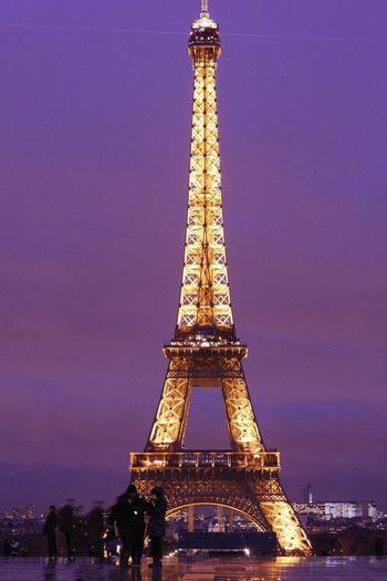 Tour Eiffel Eiffel Tower Paris France