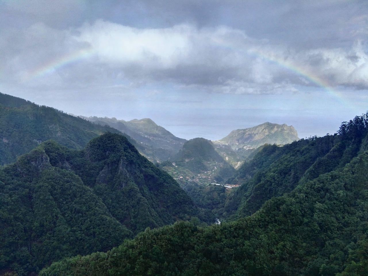 Beautiful stock photos of regenbogen,  Beauty In Nature,  Cloud - Sky,  Day,  Freshness