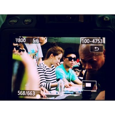 Monday Couple! Weet weet! @Gaegun KangGary Songjihyo RunningManInSg RaceStart runningman