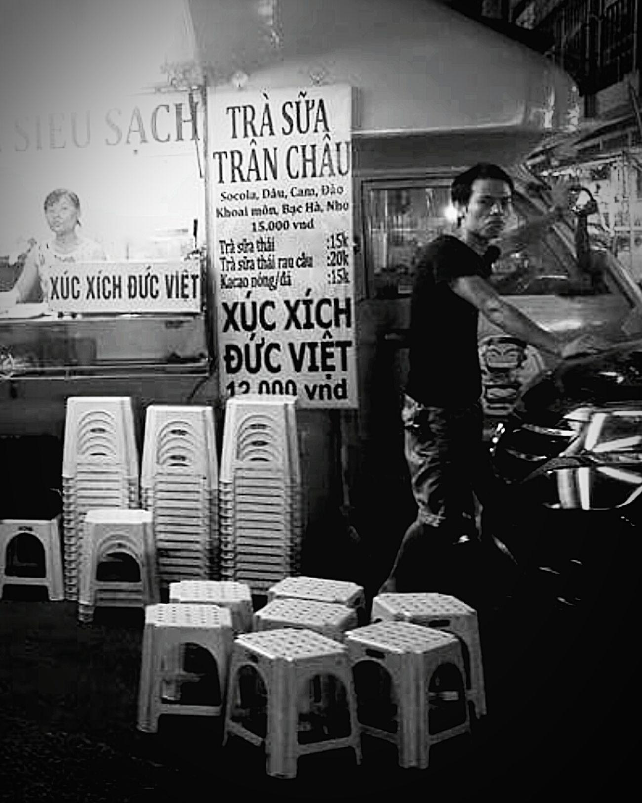 Beverage Stall Night Hanoi Vietnam Travelphotography Streetphotography
