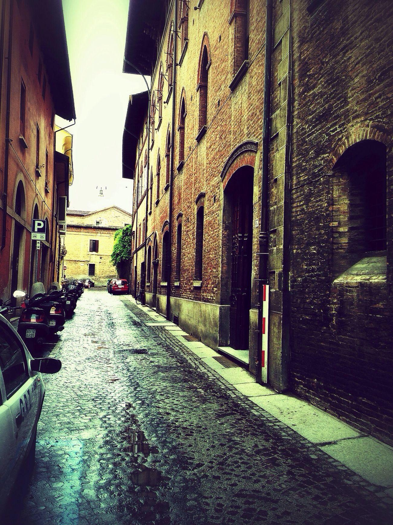 Via Collegio di Spagna Bologna Streetphotography City Walking Around