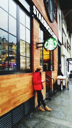 İstanbul/Bebek/ Starbucks Coffee Starbucks Istanbul Bebeksahili