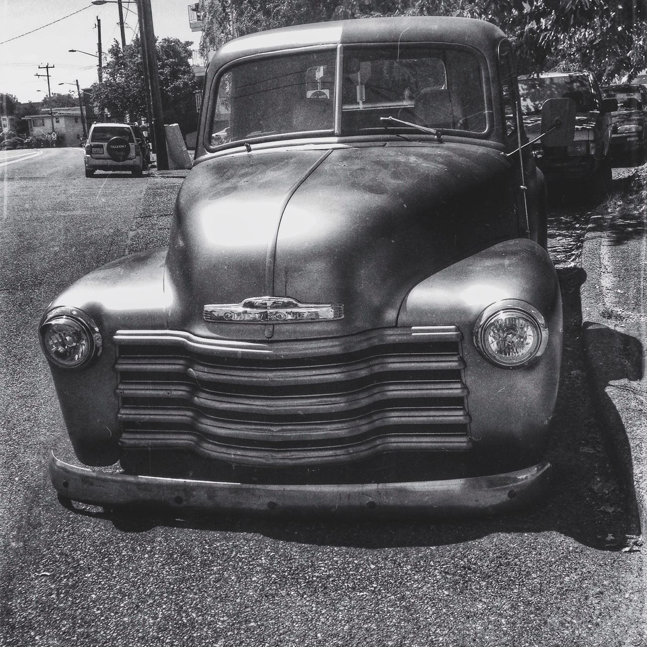 Classic Car Truck