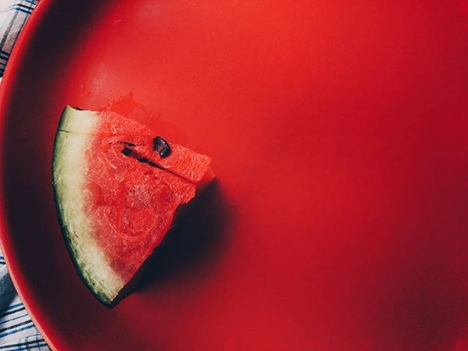 RED // Color is the food for the spirit: 'All red and watermelon' Red Watermelon Food Colorful Color Kerala Photographicppl Photography Evening Photooftheday Featuregram Insta Instagood Instamood Instafood Instagram Vscoedit Vscophile Vscocam VSCO Vscoindia Like4likes Tagsforlikes Photographicppl