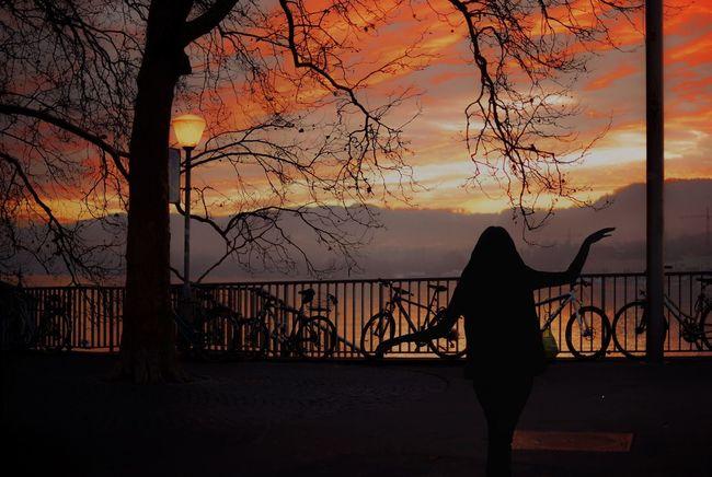 Sunset Hello World First Eyeem Photo Portrait