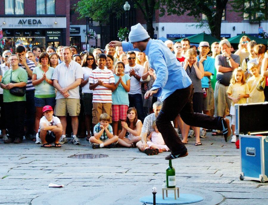 The Amazing Human Body London People watch Preformance Person standing on a Bottle Colors The Traveler - 2015 EyeEm Awards The Street Photographer - 2015 EyeEm Awards The Moment - 2015 EyeEm Awards People Together London Lifestyle