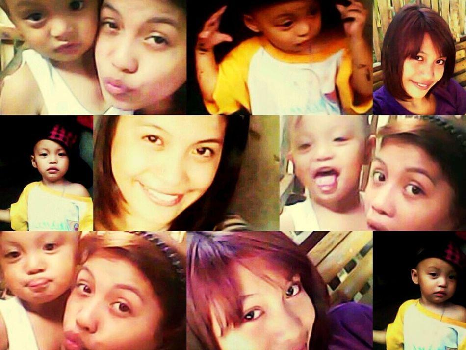 My Sissy And Zeanne...mga cute