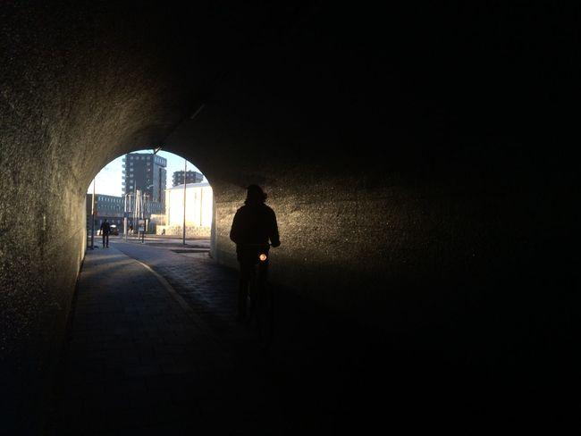 Snapshots Of Life EyeEm Best Shots City Life Tunnel Vision AMPt - Street TheWeekOnEyeEM Bikers Bikesaroundtheworld