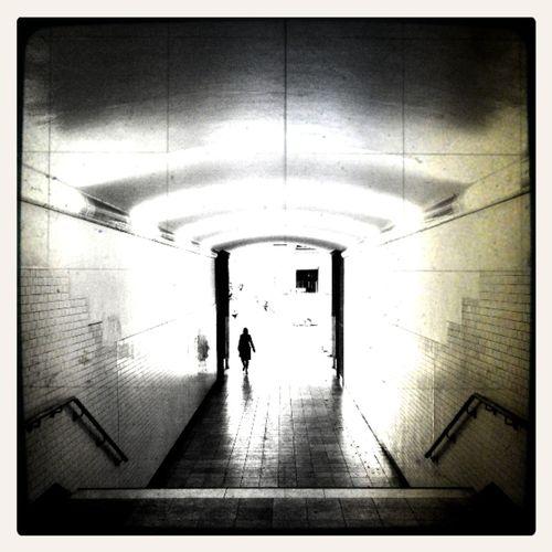 a re-edit ... | Blackandwhite Photography Monochrome AMPt - Vanishing Point