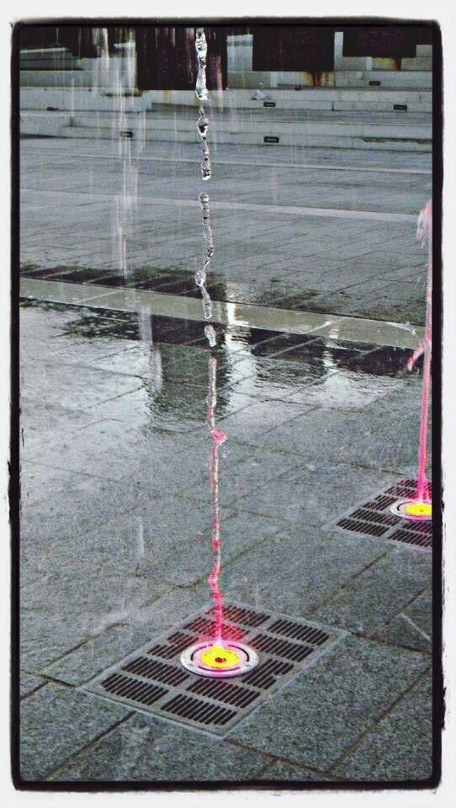 Millenium Point Birmingham Water_collection
