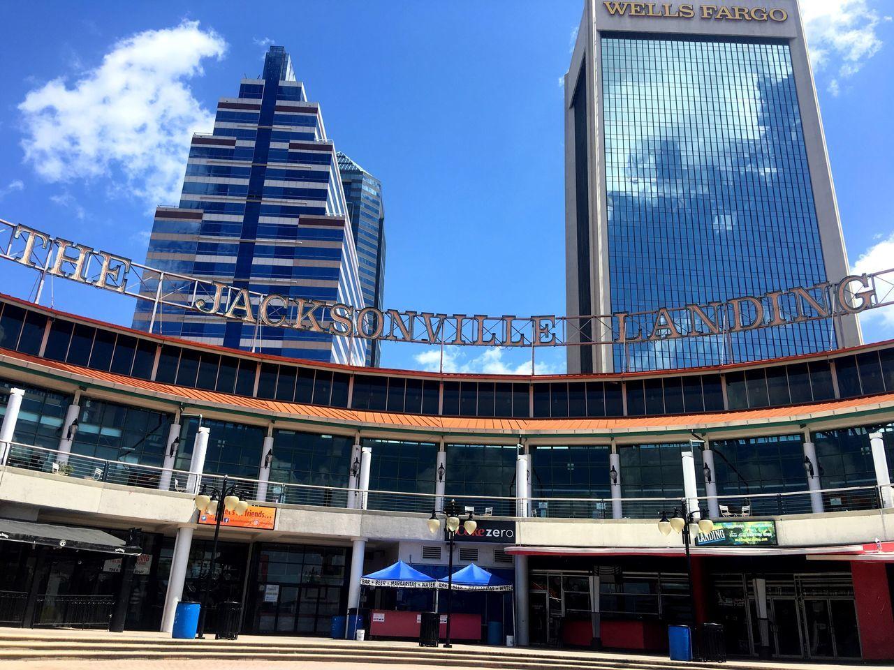 Downtown Jacksonville Iphonephotography JacksonvilleFL