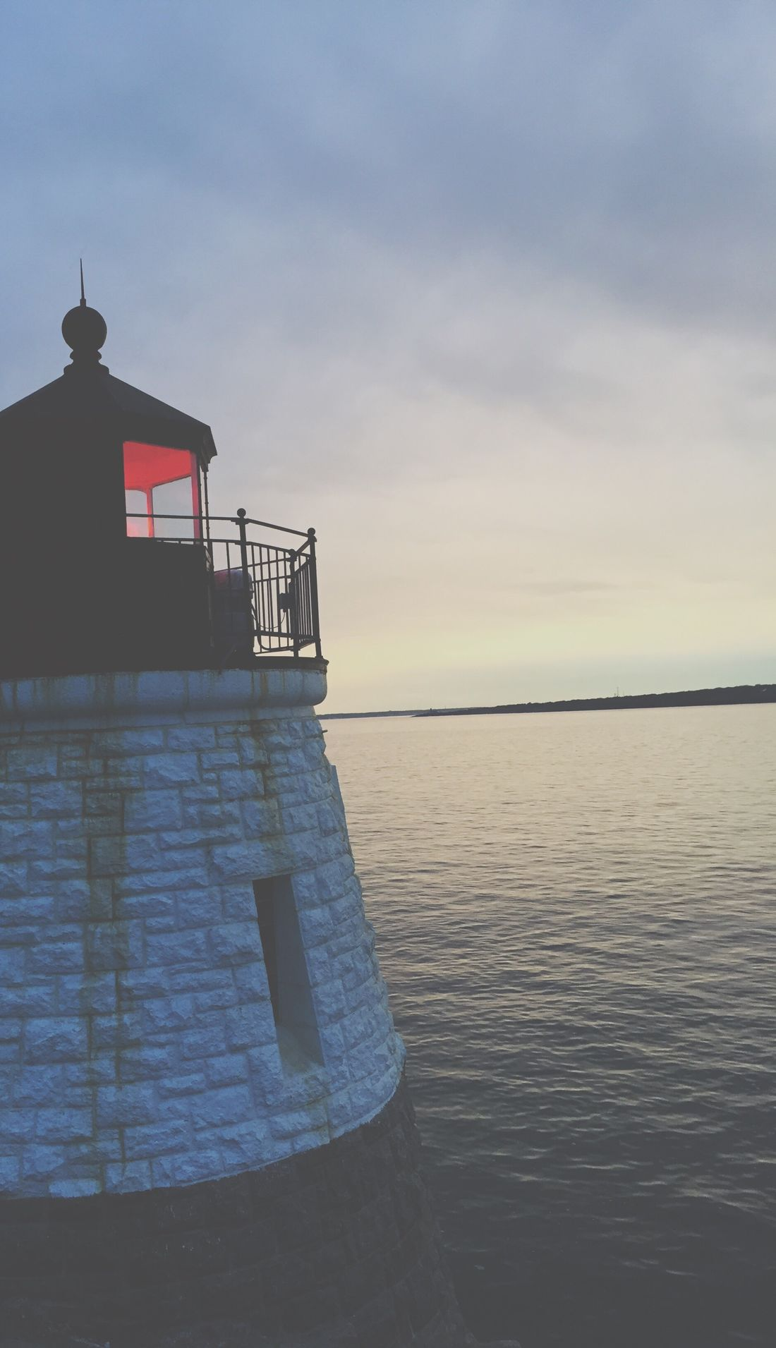 Check This Out Hanging Out Hello World Relaxing Taking Photos Enjoying Life Newport Castle Hill Lighthouse Massachusetts Lighthouse