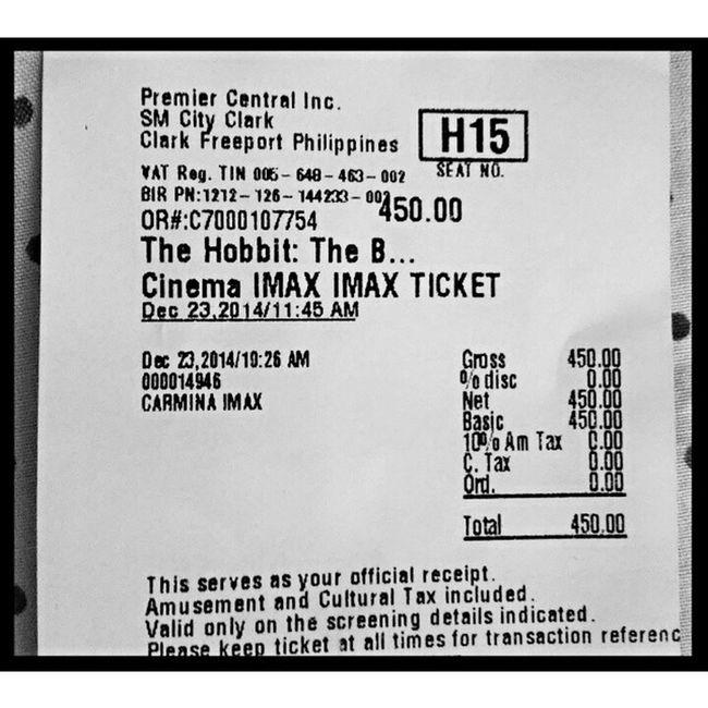 TheHobbit 👍👍👍 Imax Solo