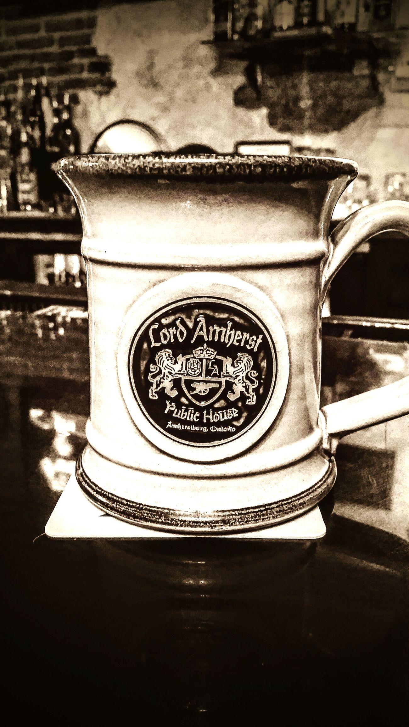 Pub Beermug Amherstburg I ❤ Beer Beer Anyone?