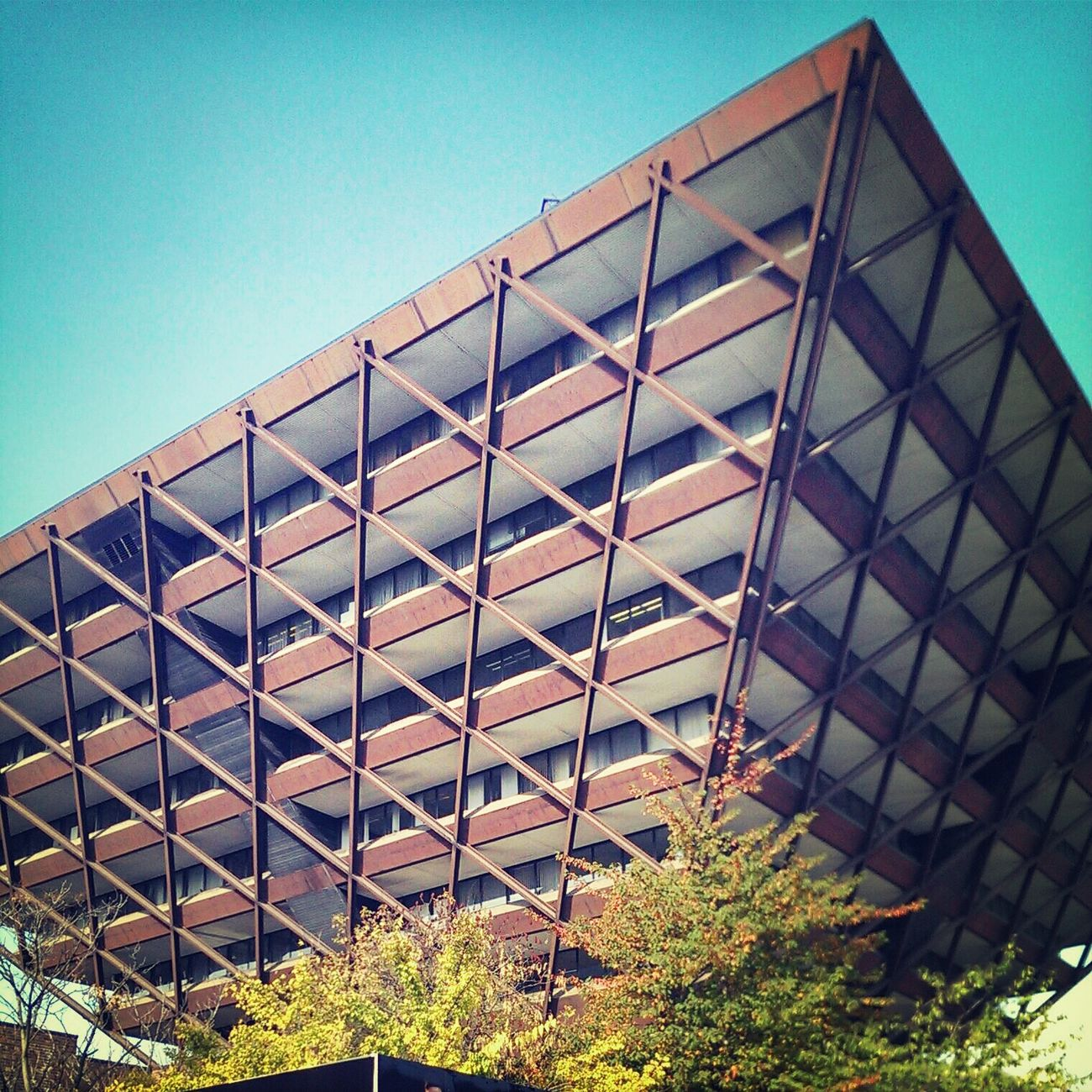 slovak radio building Architecture Made In Communism Radio