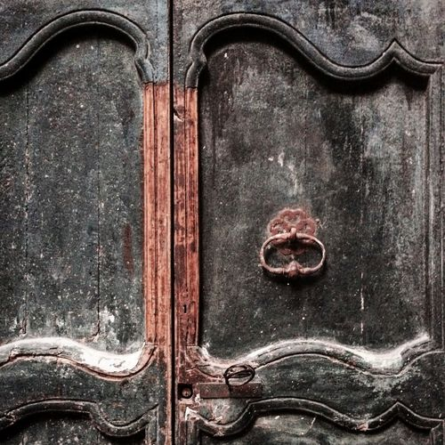 #detail #Door #doors #old Close-up Day Detail Door Doors Full Frame Metal No People Outdoors South Of France