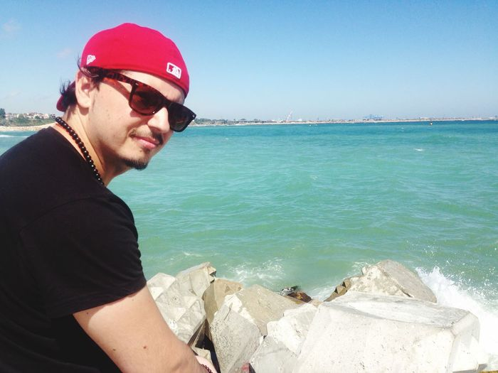 Black Sea is Blue