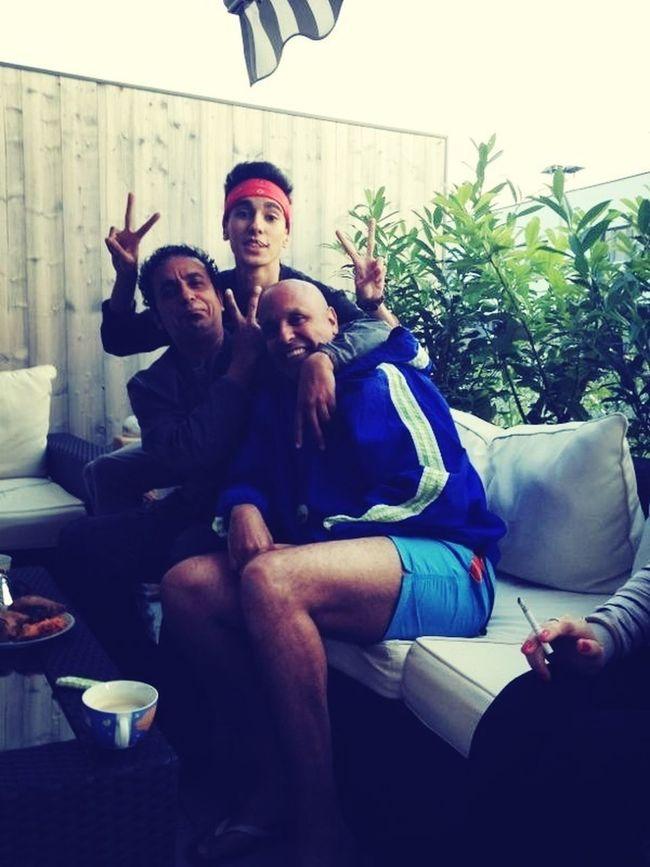 Triple Arab Swag
