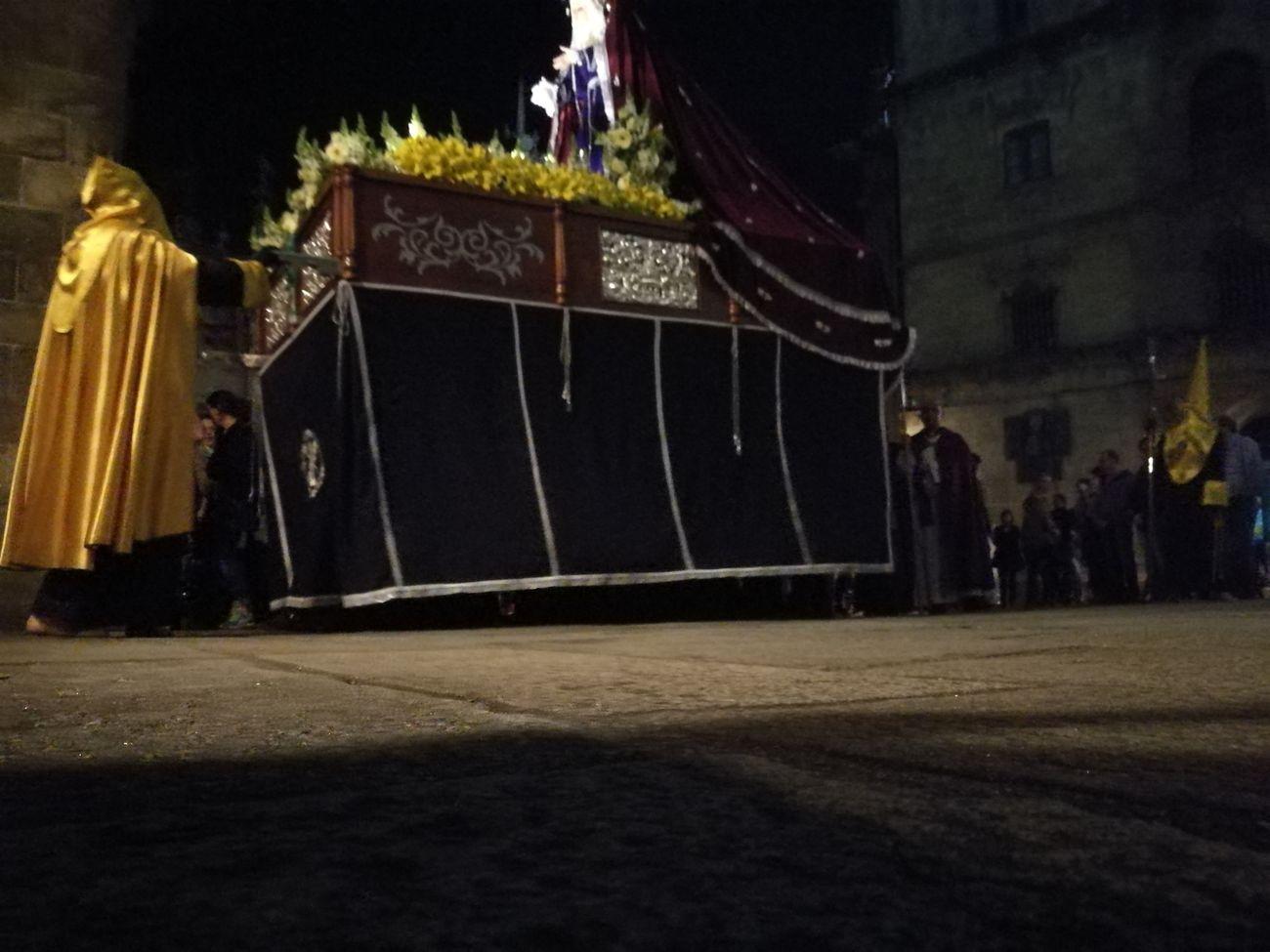 Semana Santa at Santiago de Compostela El Camino