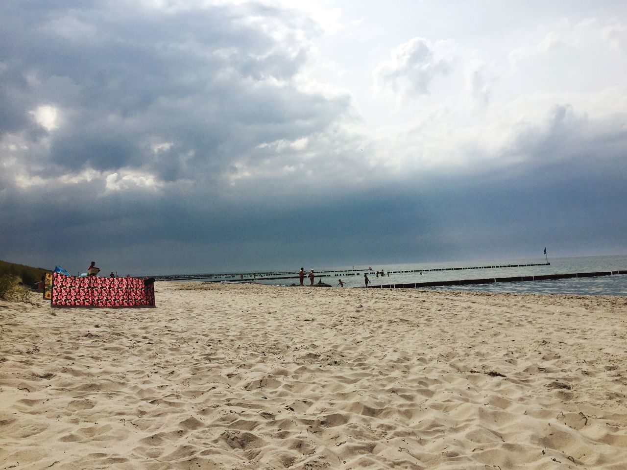 Beautiful stock photos of strand,  Beach Volleyball,  Beauty In Nature,  Cloud - Sky,  Day