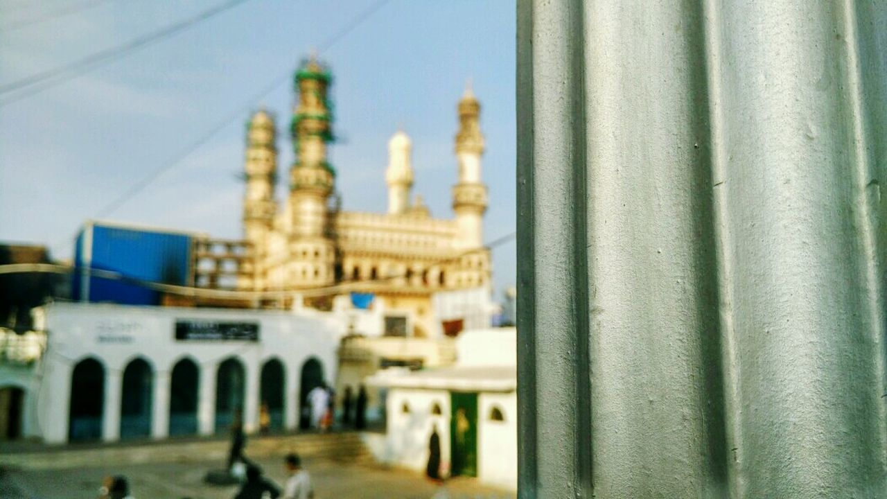 Charminar Architecture Travel Destinations Indianheritage Hyderabaddiaries Hyderabadcity Wanderersoul Building Exterior MIphotography Blur Background Blur On Purpose