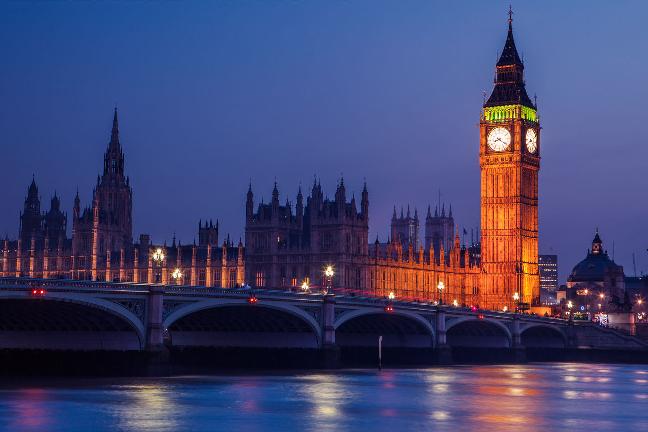 Westminster, London Architecture Big Ben City Cityscape Clock Dusk Government Illuminated London Long Exposure Long Exposure Shot Night Politics And Government Reflections River Thames Sky Skyline Sunset Time Tower Travel Destinations Westminster