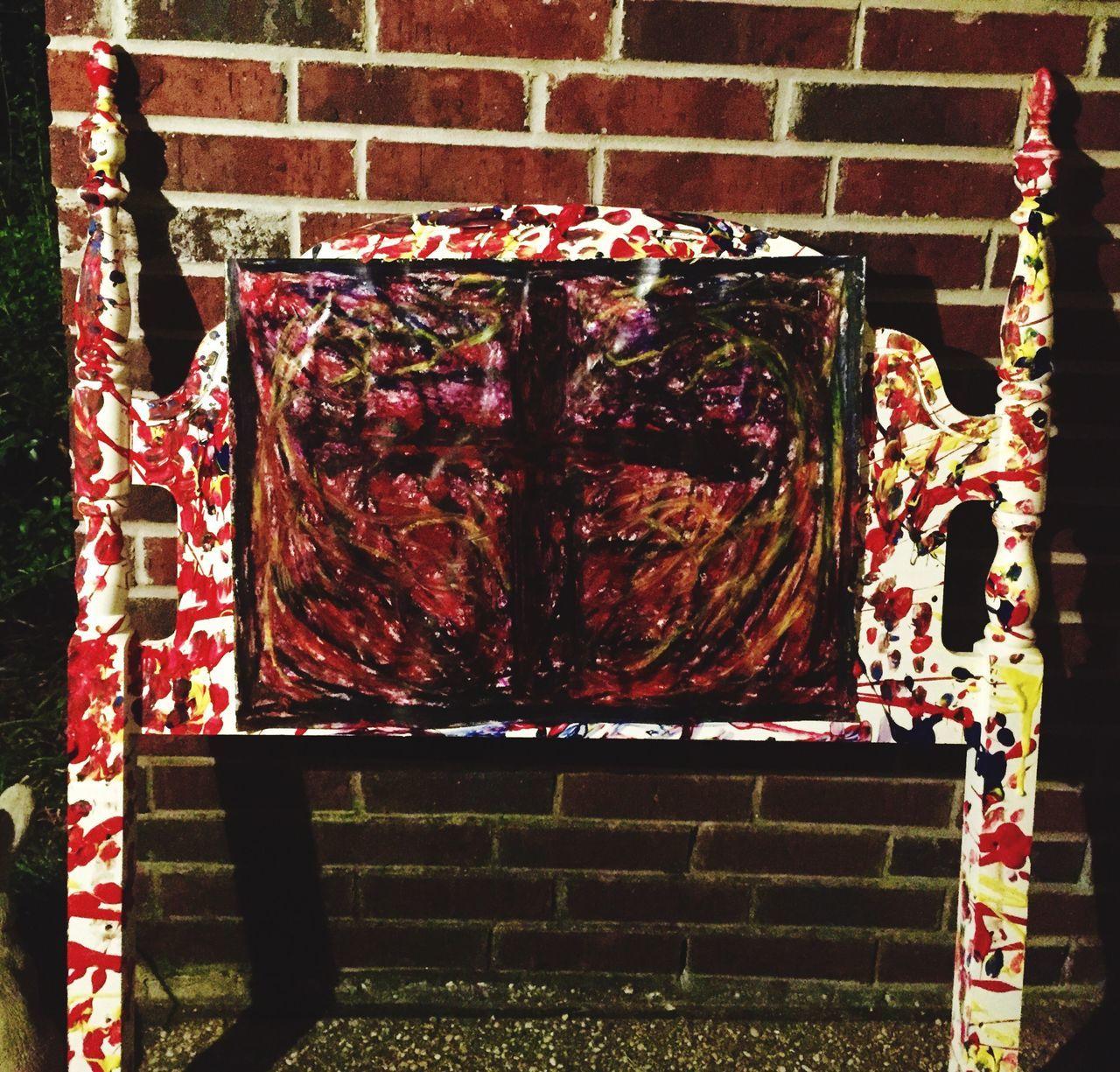 No People Outdoors Built Structure Art Piece Sacrifice Survivors