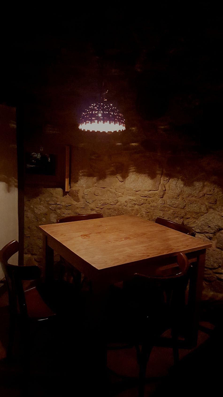 Restaurant Details Low Light SPAIN Tapas Time ;) Chair Table
