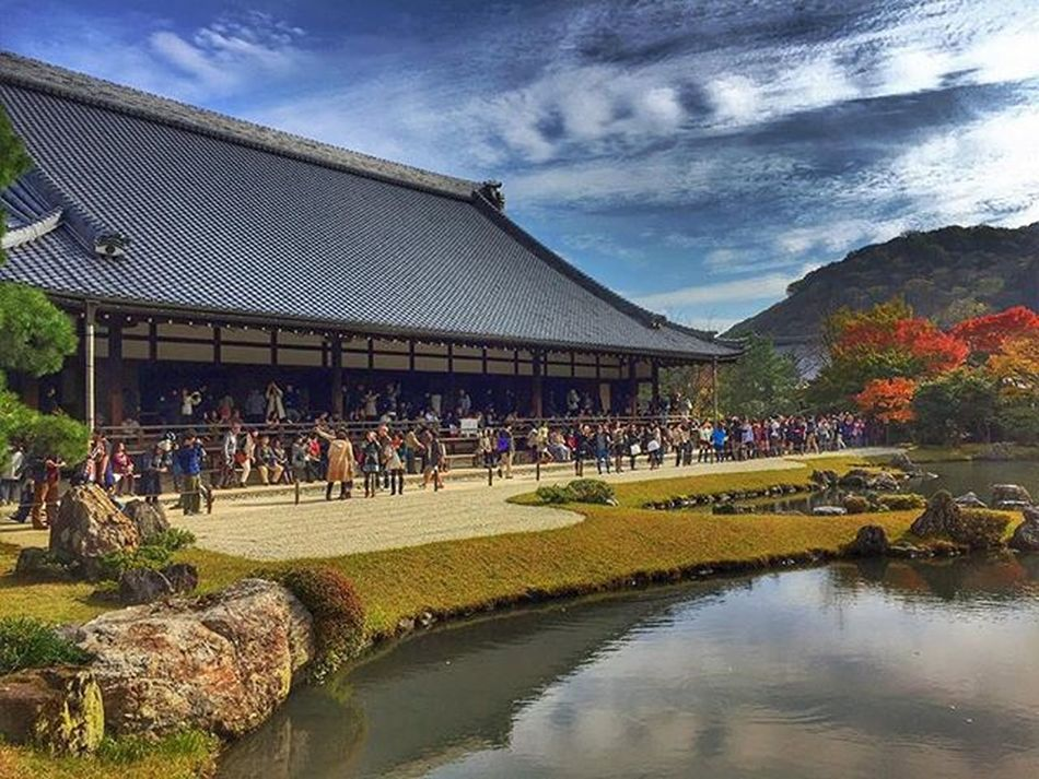 Tenryuji Temple - a UNESCO world heritage site . I was there unfortunately in the middle of the day .. the sun was very bright and it was difficult to take pictures to show the true beauty of the place. Have a good day everyone 😎✌ Autumn Japan Kyoto All_shots Landscape Landscape_lovers Landscape_captures Landscapestyles_gf Landscapes Hdr_pics HDR Phototag_it Photooftheday Master_pics Master_shot Ig_sharepoint Ig_world Igs_today Hdr_captures Instamood Globalcapture Insta_worldz Travel Holiday Nature naturelover rsa_nature tenryuji beautiful instagram
