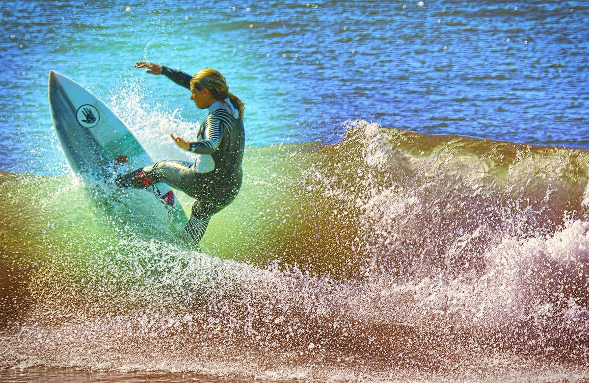 15 fingers Check This Out Awesome a Amazing Surfergirl  Surfergirls Surfart Surfer Surfingphotography Surfingislife Surf Photography Waves Eye4photography  Showcase: February California Oceanside Surf's Up