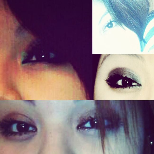 I Have Came To The Conclusion That I Have Pretty Eyes. :D