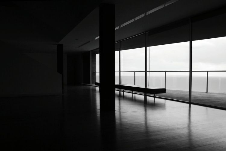Indoors  Architecture No People Madeira Islands, Portugal Ocean View Simplicity Museum