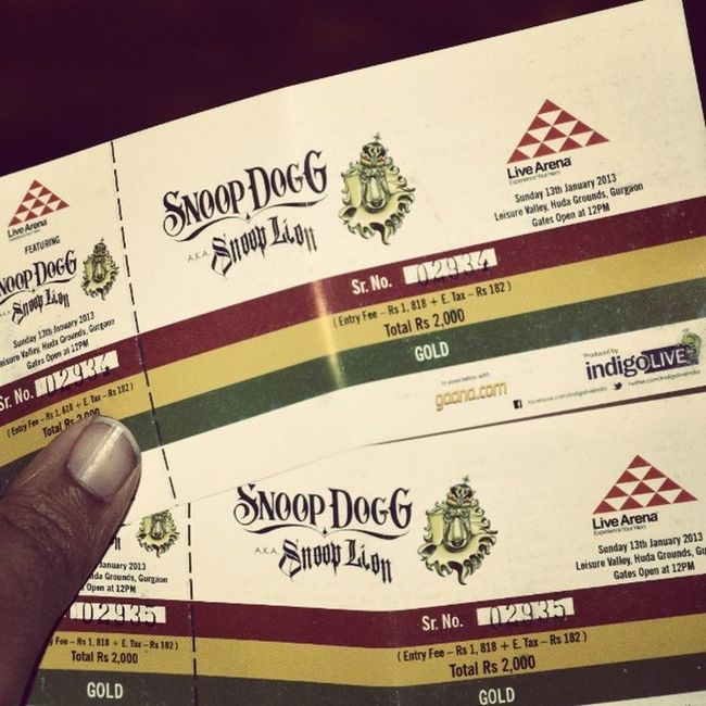 Snooplion Snoopdogg Live Jan2013 Rastafarians High
