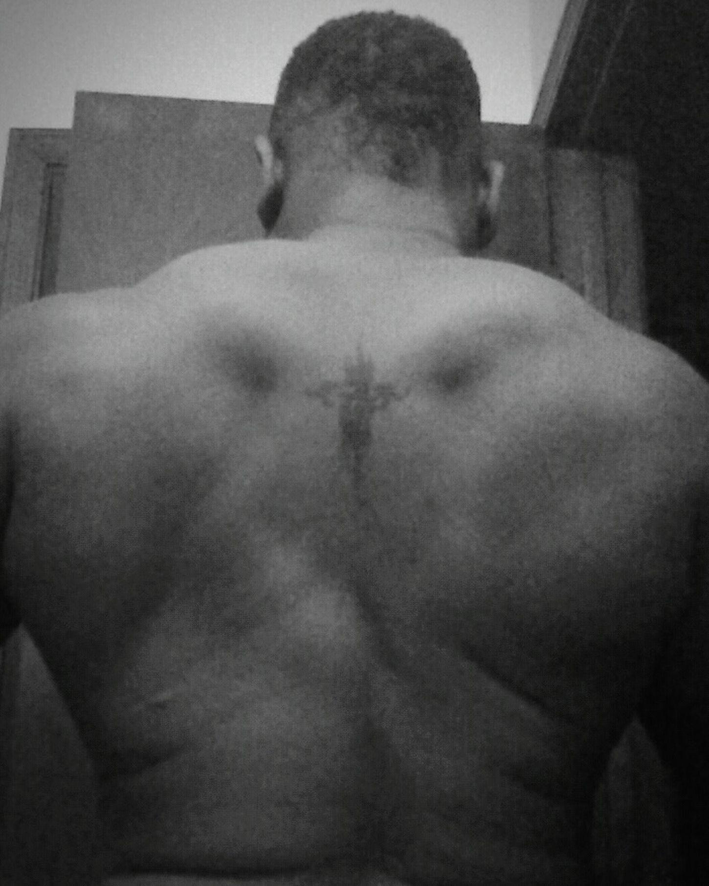 Bodybuilding Latissimus Dorsi Contest Prep