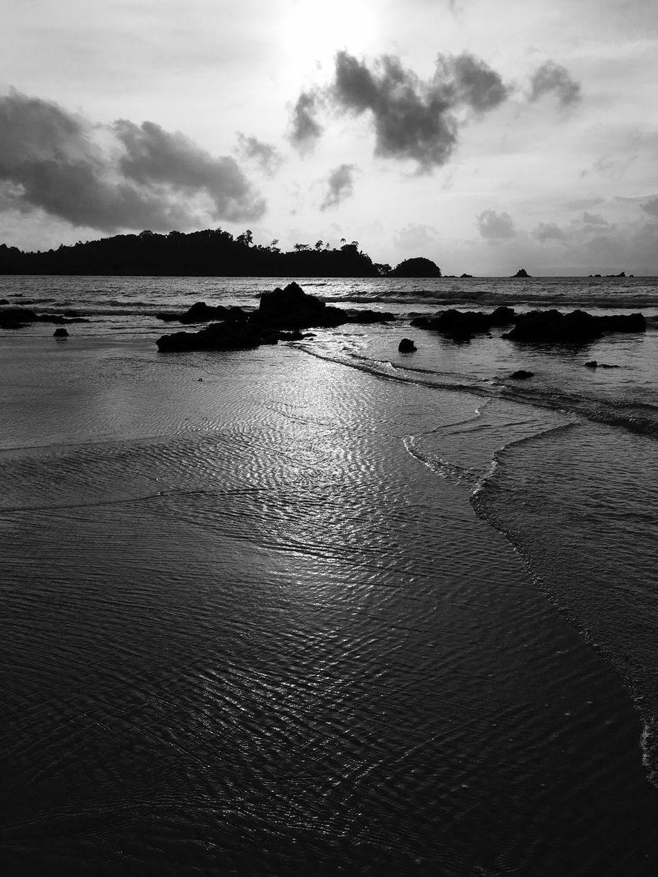 Senset Beach Sunset Sunset_collection Sunset #sun #clouds #skylovers #sky #nature #beautifulinnature #naturalbeauty #photography #landscape Beach Sand Beach Beach Photography Beachphotography