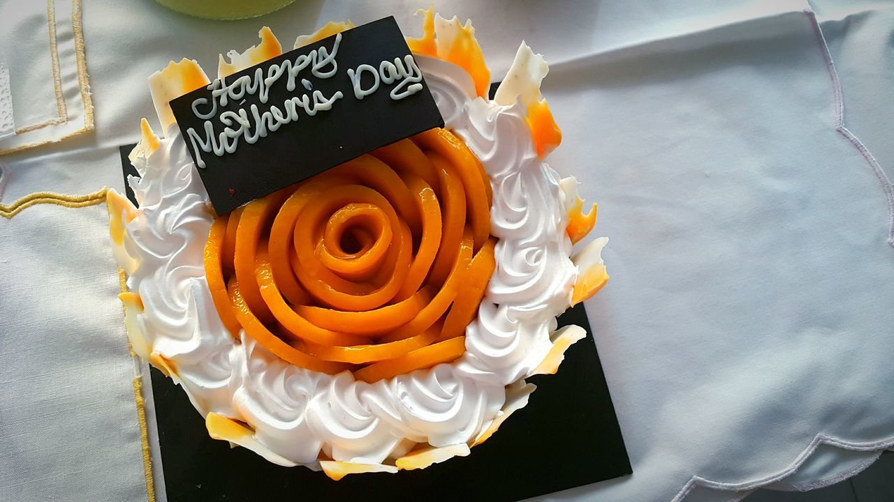 Beautiful stock photos of muttertag, sweet food, indulgence, flower, dessert