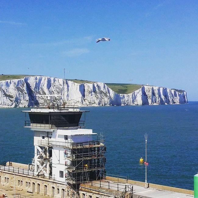 Dover England Uk Sun Instagram Insta Instagoods Calais