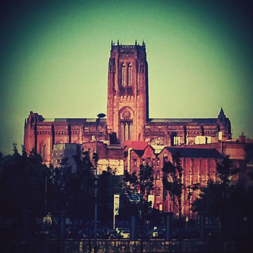 One Of My Favorite Buildings Around Liverpool ♥...