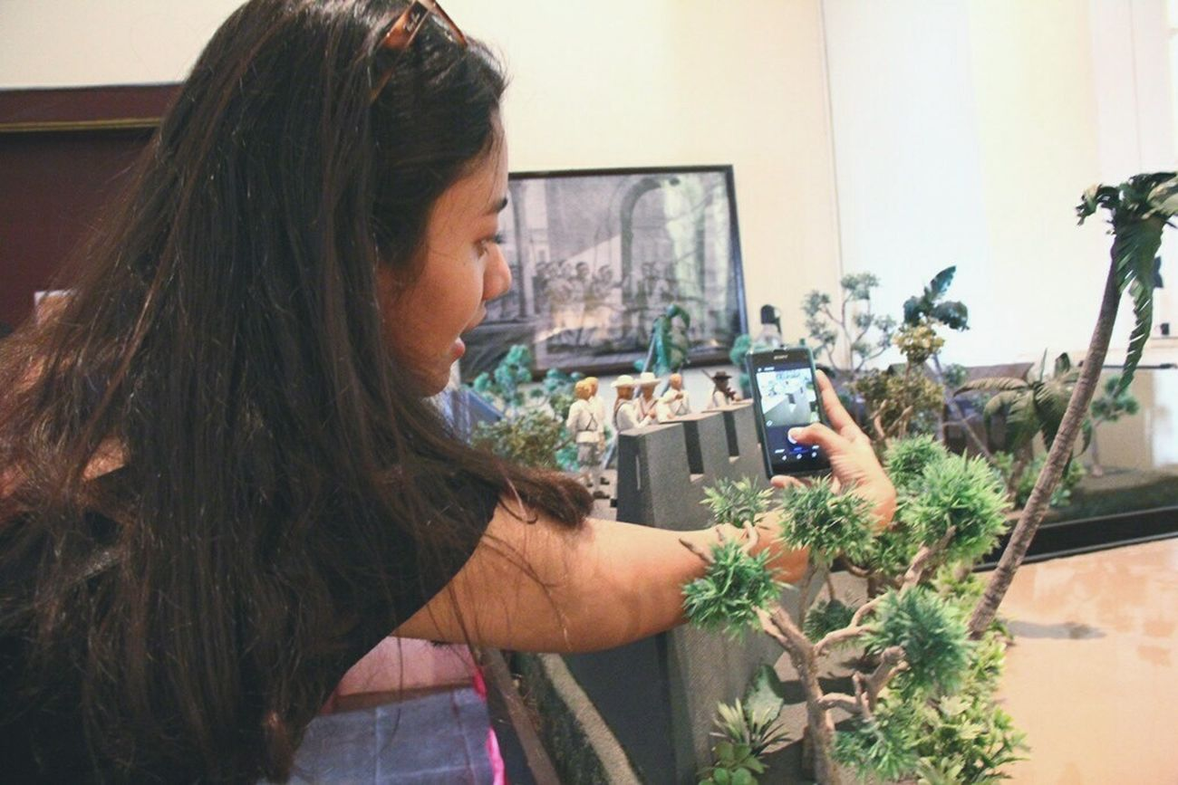 'Behind the scene' Museum Museumfatahillah Behind The Scenes