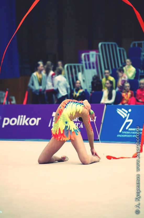 Gimnastics Pretty Girl Russian Girl Beautiful Girl