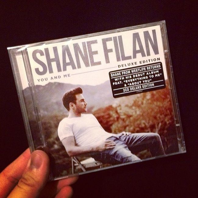 ShaneFilan Youandme Album Music