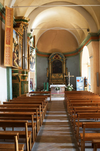 Absence Architecture Art Art And Craft Creativity Design Human Representation Indoors  Leading Mougins Narrow Ornate Pipe Organ Place Of Worship Religion Religious  Religious Architecture Saint-Jacques Saint-Jacques Le Majeur Sculpture Spirituality Statue The Way Forward