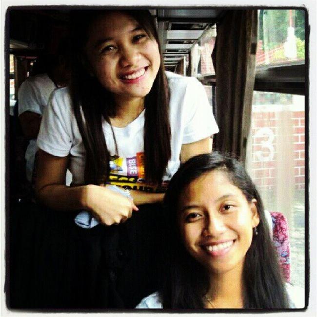 Treasured friend @mariaelizabetchang07 ;) Friendship Collegebuddy