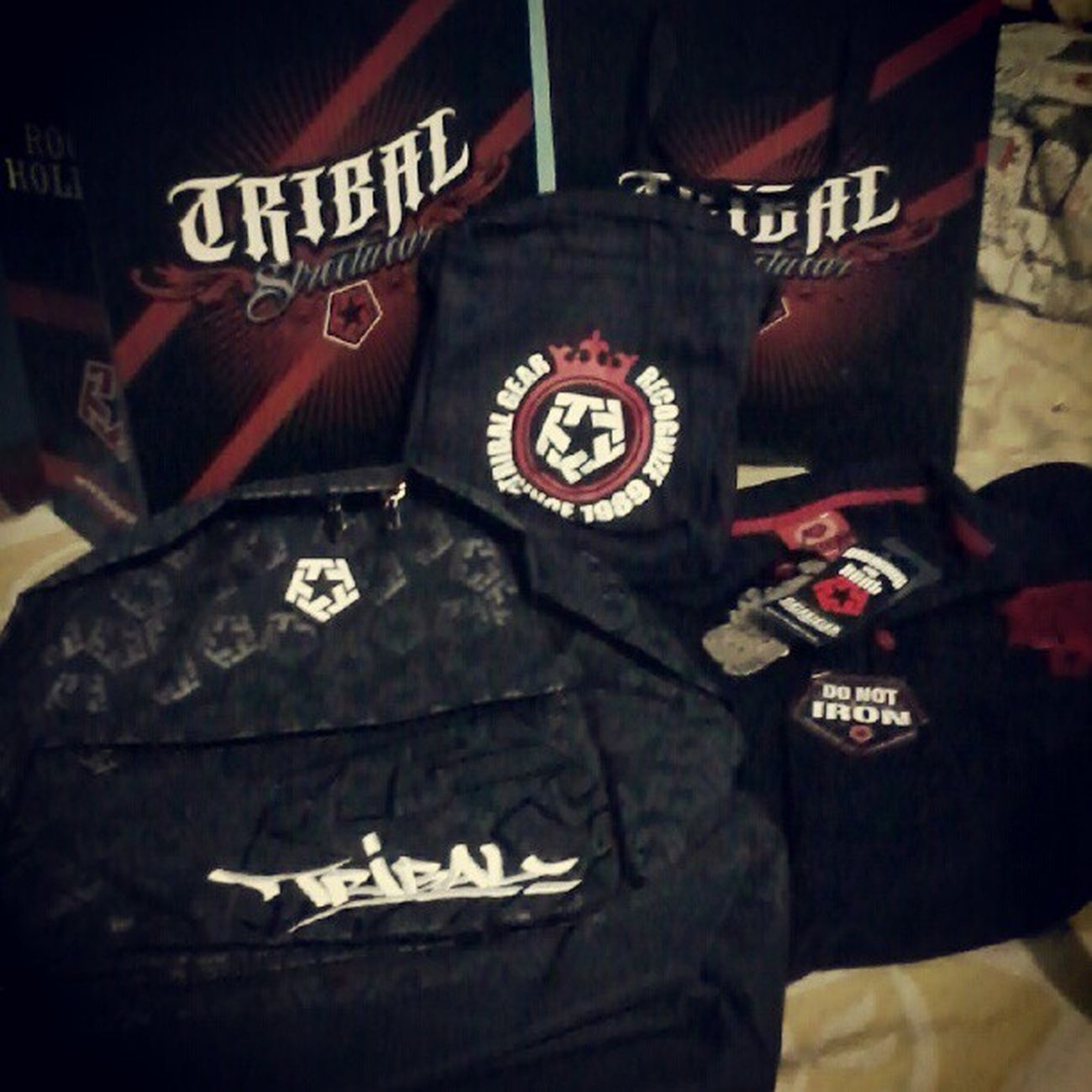 TRIBAL GEAR Tribalbags Tribalpoloshirt Ipon Gifttomyself