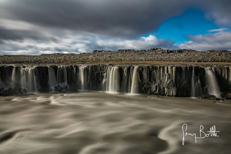 Selfoss, Iceland Waterfall Iceland Landscape_photography Landscape_Collection Eye4photography  Clouds And Sky Sony Images Sony A7RII Sonyalpha EyeEm Masterclass Nature_collection Long Exposure Water_collection Water Landscape