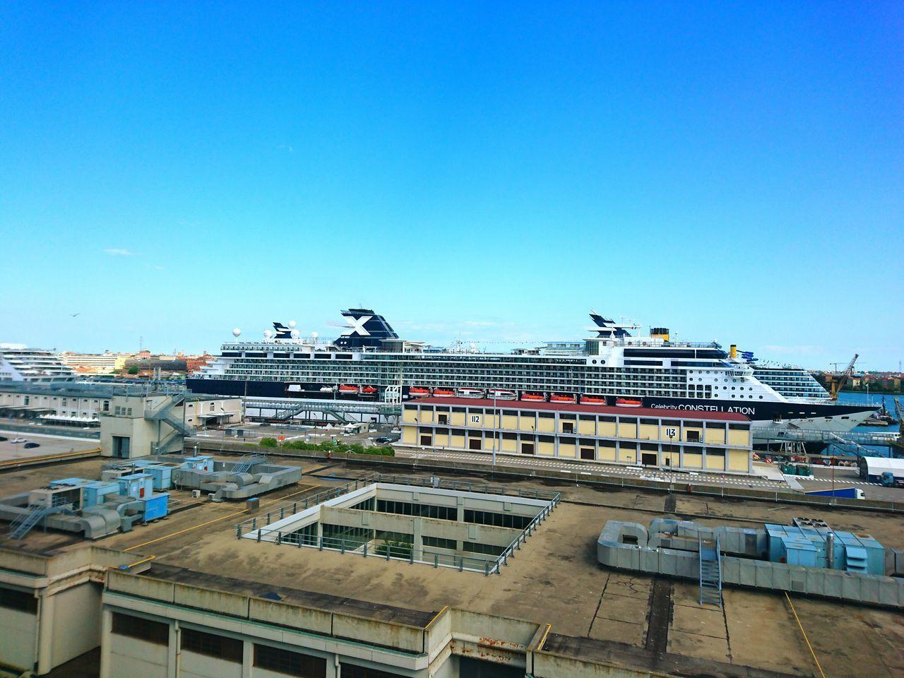 Xperiaphotography XperiaZ5 Cruise Ship Celebrity Cruises Constellation Celebrity Constellation Venezia