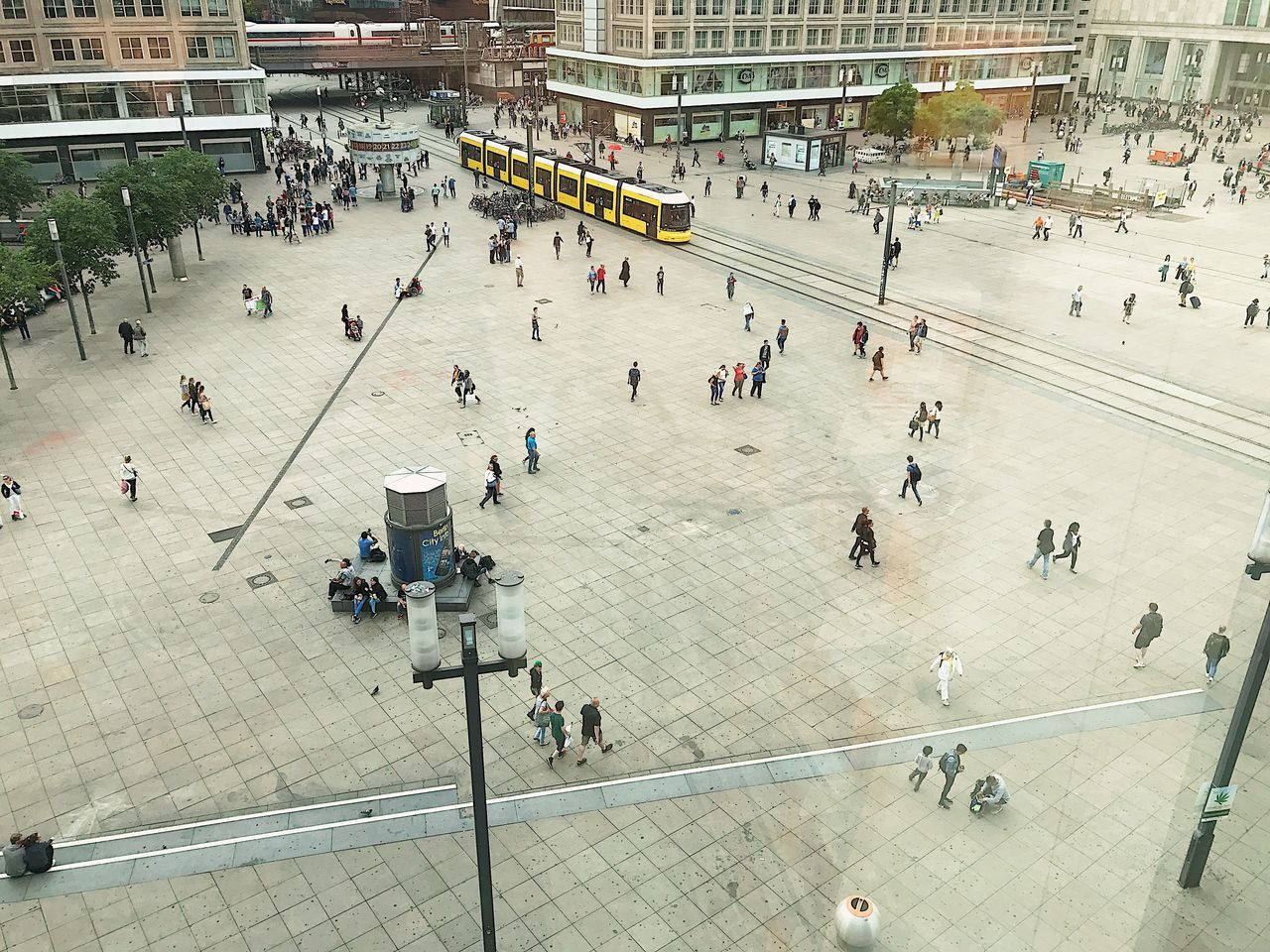 Large Group Of People Built Structure High Angle View Travel Destinations Architecture Tourism City Life Building Exterior People Vacations Aerial View City Day Men Crowd Outdoors Adults Only Adult Ice Rink