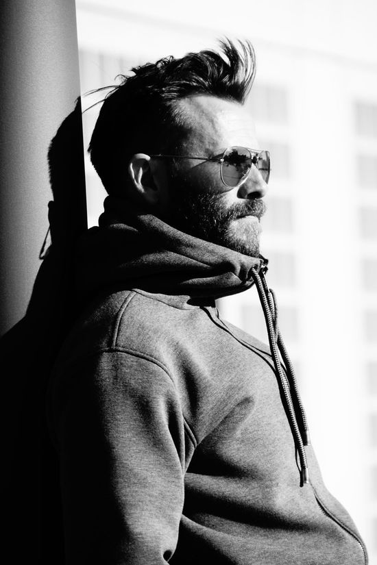 Looking to the sun and enjoying life Black And White Blackandwhite Photography Bnw Casual Casual Clothing Close-up Cool Enjoying Life EyeEm Best Shots EyeEm Gallery Faces Of EyeEm Fashion Hoodie Look Monochrome Outdoors Portrait Real People Schwarzweiß Sunnglases The Great Outdoors - 2017 EyeEm Awards The Portraitist - 2017 EyeEm Awards The Street Photographer - 2017 EyeEm Awards Young Adult